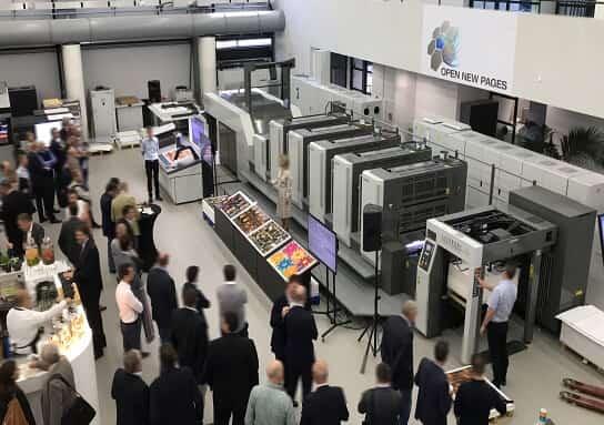 , KOMORI, מכונות דפוס mgi, מכונות דפוס תעשייתיות canon, מכונות דפוס על בד דורסט, מכונות דפוס לטקסטיל מוטו, מכונות דפוס על ארי�