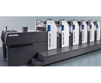ManRoland 900 1, מכונות דפוס דיגיטאלי, מכונות דפוס, תוכנות אסקו, מכונות דפוס על בד דורסט, מכונות דפוס על אריזות