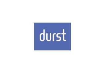 durst logo 1, מכונות הדפסה על בד, מכונות הדפסה על דגלים, מכונות הדפסה על ויניל, מכונות הדפסה על קרטון, מכונות הדפסה על פוסטרי�